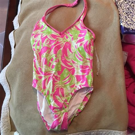 70 lilly pulitzer other lilly pulitzer bathing suit