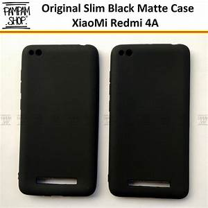 Gdc Ipaky Ultra Slim Black Matte Back Case For Xiaomi