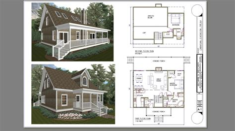 2 Bedroom Cottage Plans by Tiny House Plans 2 Bedroom 2 Bedroom Cabin Plans With Loft