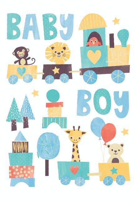 baby shower  baby cards   island