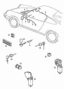 Porsche 911 Wiring Harness Relay