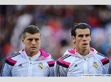 Fiche Gareth Bale Real Madrid, Liga, Espagne