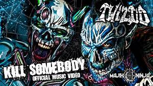 "Twiztid releases ""KILL SOMEBODY"" Music Video! 