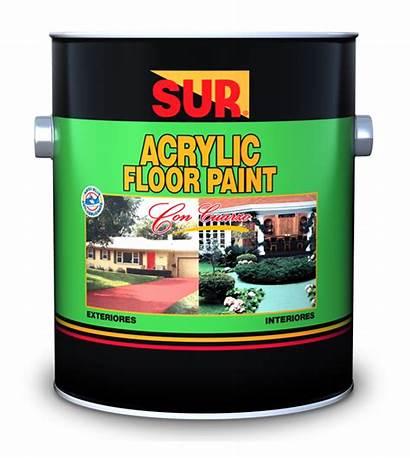 Floor Paint Acrylic