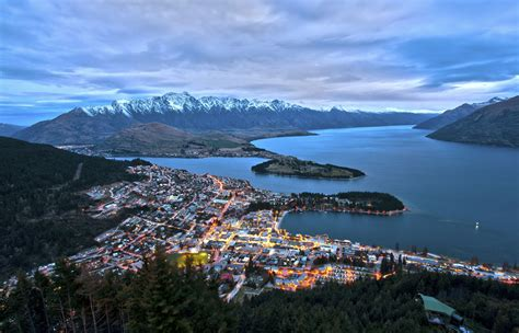 New Zealand's Best Adventure Towns  Switchback Travel