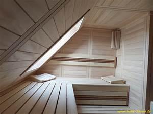 Sauna dachschr ge wille for Sauna in dachschräge