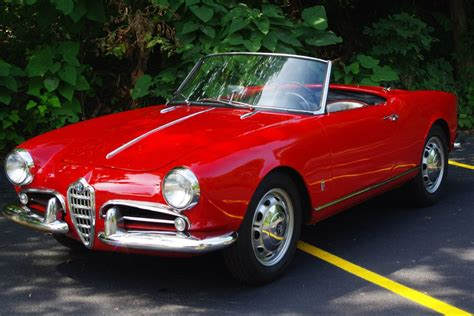 What It Could Look Like 1957 Alfa Romeo Spider
