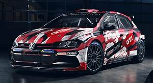 VW Polo GTI R5 Looks Fast Standing Still Thanks To New