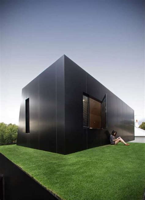 green small house  roof ideas homemydesign