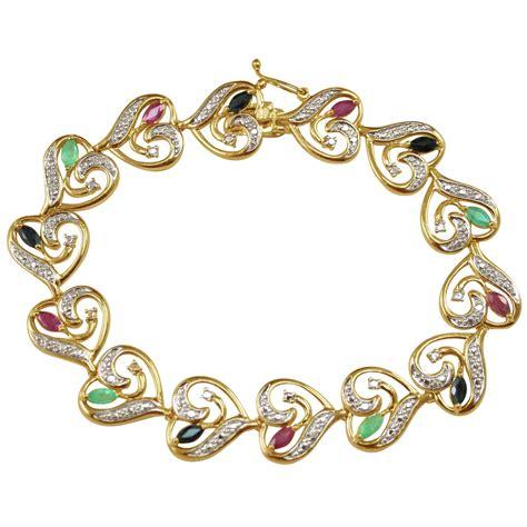18kt Gold Over Sterling Silver Genuine Gemstone Bracelet. Key Lockets. Color Stud Earrings. Engraving Wedding Rings. Purple Stud Earrings. Unique Bangle Bracelets. Pretty Wedding Rings. Sapphire Watches. 14k Solid Gold Pendant