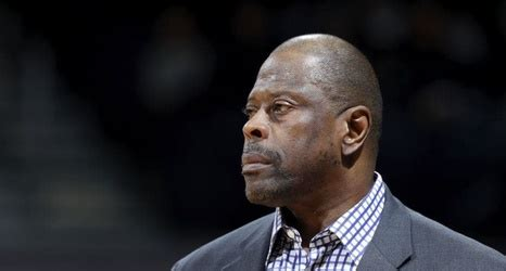 NY Knicks: Patrick Ewing takes high road in response to ...