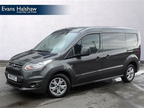 ford transit connect l2 2015 ford transit connect 240 l2 diesel ford transit connect 240 l2 diesel diese in trafford