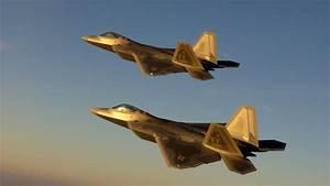 Lockheed Martin F-22 Raptor HD Wallpaper Wallpaper