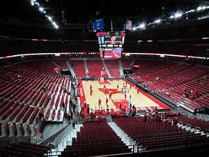Penn State Student Section Seating Chart Kohl Center Section 216 Rateyourseats Com