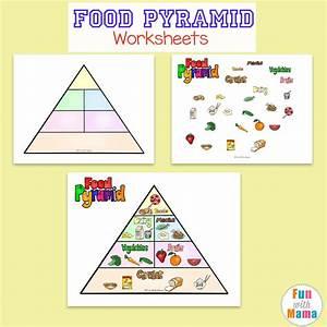 food-pyramid-worksheet-printable - Fun with Mama