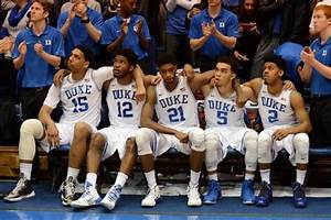 This is the duke university basketball team of 2015, they ...