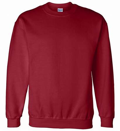 Sweatshirt Clipart Shirt Template Blank Cliparts Sweaters