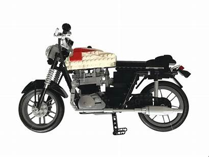 Triumph Lego Motorcycle Accuracy T120 Bonneville Motorcycles