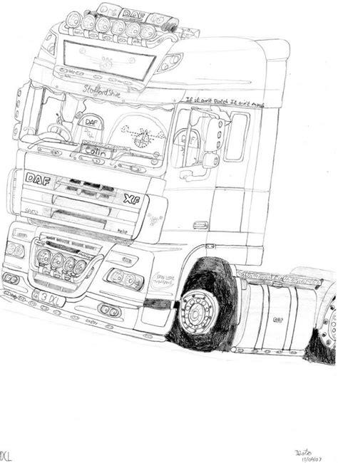Volvo Kleurplaat by Vrachtwagen Kleurplaat Volvo Zoeken Werkatelier