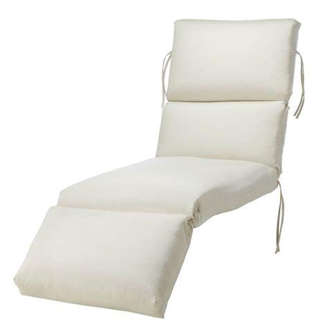Home Depot Patio Cushions Sunbrella by Home Decorators Collection Sunbrella Canvas Outdoor Chaise