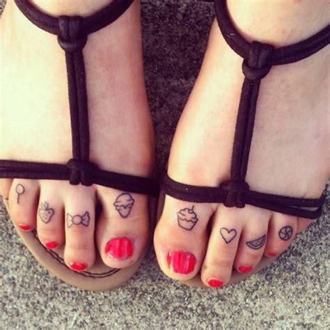 toes tattoos  tattoo design ideas