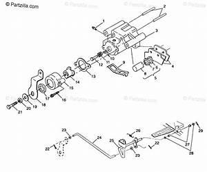 Polaris Atv 1999 Oem Parts Diagram For Rear Brake