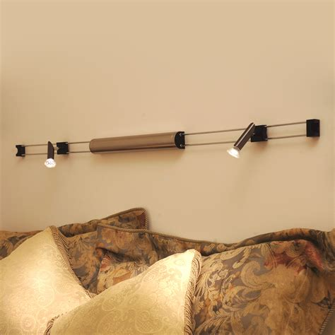 battery operated wall ls halcyon times 801 twinspot cordless reading wall sconce