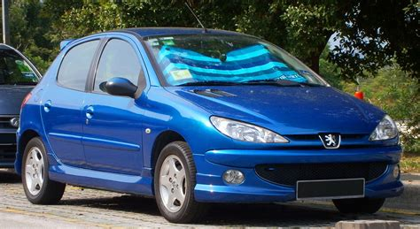 Peugeot Wiki by Peugeot 206