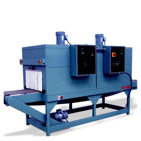 shanklin      dual chamber shrink heat tunnels professional packaging systems