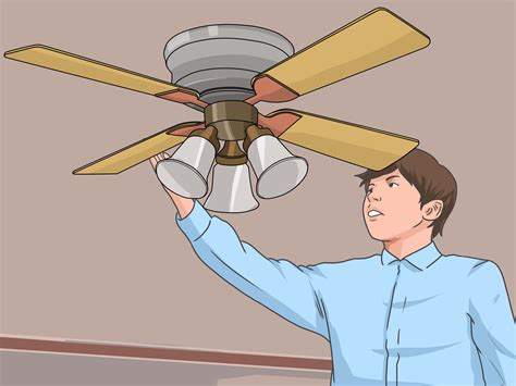 how to fix a ceiling fan light how to fix a squeaking ceiling fan 8 steps with pictures