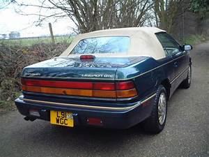 Chrysler Le Baron Cabriolet : erocefut 1994 chrysler lebaron gtc convertible ~ Medecine-chirurgie-esthetiques.com Avis de Voitures