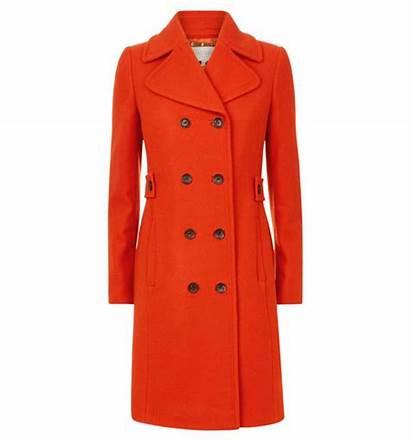 Hobbs Coat Ginnie Orange Cent Per Coats