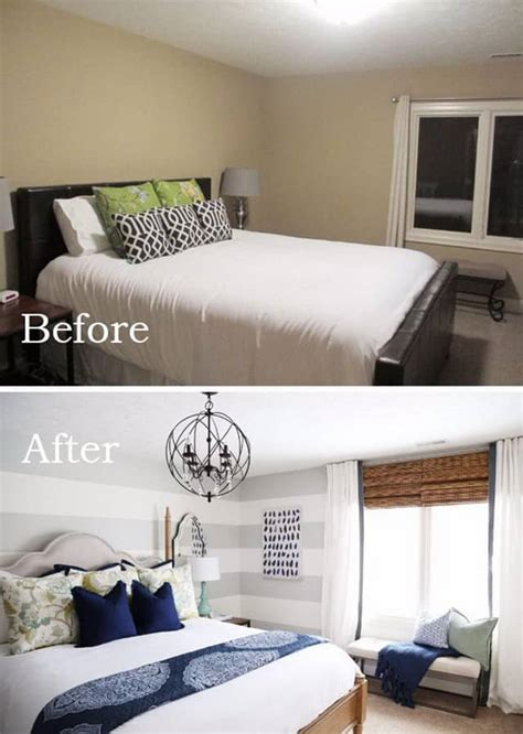 bedroom before and after makeover awesome bedroom makeovers before and after pics the 18106