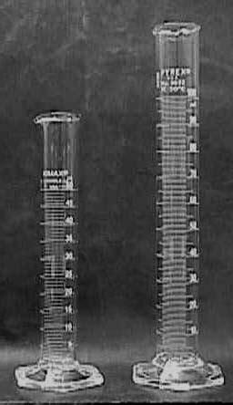 tabung labu erlenmeyer 100 ml alat laboratorium peralatan laboratorium terbuat dari kaca glassware