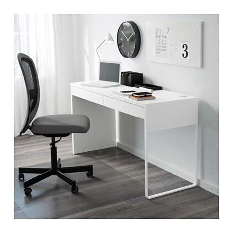 bureau micke micke bureau blanc ikea