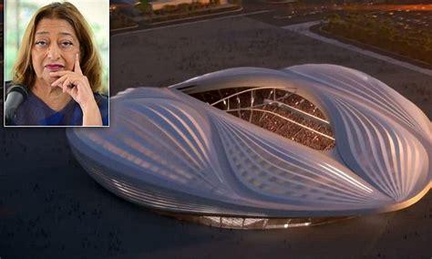 architect  designs  vagina stadium