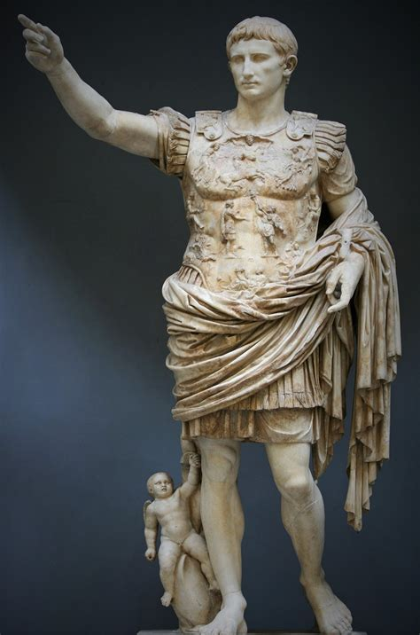 Augusto de Prima Porta | La cámara del arte