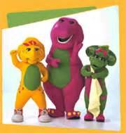 barney  sus amigos dibujos  colorear  pintar juegos canciones  musica barney