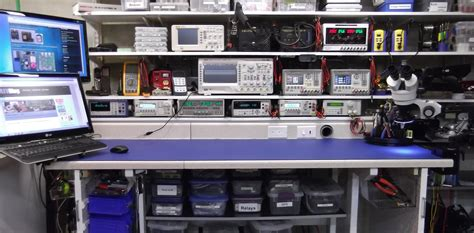 electronics workbench plans   woodworking