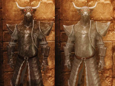 Vigilant Armors Retexture Se At Skyrim Special Edition