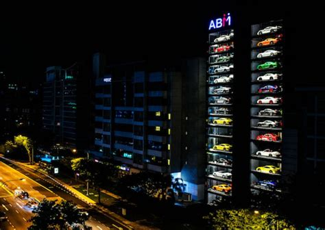 You Can Now Buy Luxury Cars From A Gigantic 15story Car