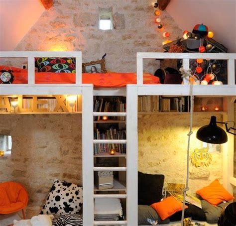 Kinderzimmer Ideen Dachboden by Kinderzimmer Bett House Decoration