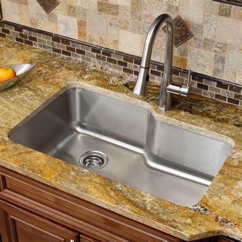 undermount stainless steel single bowl kitchen sink