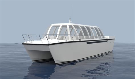 Catamaran Passenger Boats For Sale by Water Taxi Small Passenger Boats For Sale Allmand Boats