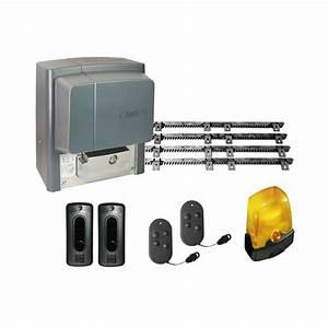 Came Bx 74 : le bx74 u2593 peut motoriser un portail jusqu 39 a 400kg ~ Melissatoandfro.com Idées de Décoration