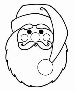 how to print coloring pages - free printable santa claus coloring pages for kids