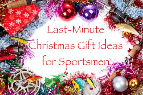 what makes a great last minute christmas gift for hunters