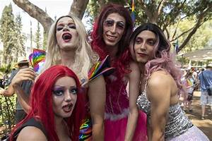 PHOTOS: 2017 Gay Pride Parade in Israel