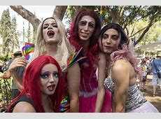 PHOTOS 2017 Gay Pride Parade in Israel