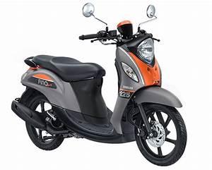 Kredit Motor Yamaha Fino Sporty 125 Blue Core